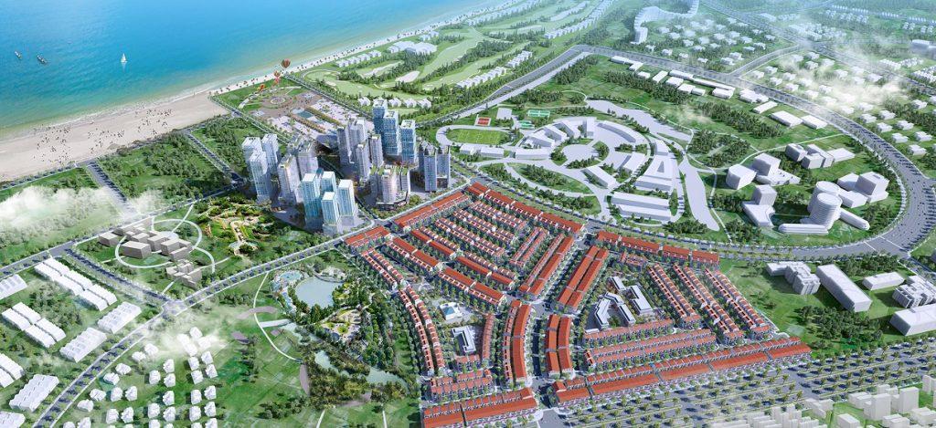tổng quan dự án nhơn hội new city