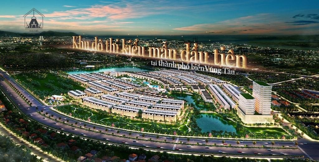 tổng quan dự án lavida residences vùng tàu